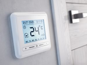 Troubleshooting a Programmable Thermostat