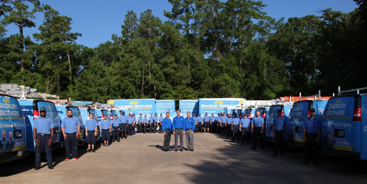 HVAC & Plumbing Services - The Woodlands
