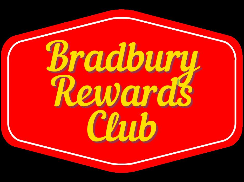 Bradbury Rewards Club