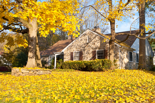 4 fall home maintenance tasks to prepare for the season for Fall home preparation